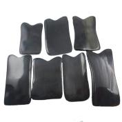 Susenstone Chinese Gua Sha Facial Massage Chinese Medicine Natural Jade Board Scraping Tool Salon