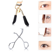 Eyelash Curler, 2 Different Types Professional Pinch Lash Eye Curling Lashes Clip Beauty Makeup Cosmetic Tool