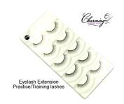 Training Lashes for Eyelash Extension Teaching practise lashes 5 pairs/Training Tools