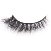 Arimika Handmade 3D Mink False Eyelashes-Lightweight Fluffy Natural Looking,Reusable with Sturdy Flexible Band,Cruelty Free