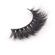 Arimika Handmade Thick 3D Mink False Eyelashes-Huge Dramatic Looking,Reusable with Sturdy Flexible Band,Cruelty Free