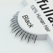 #501, 6 Pairs ifullash 100% Human Hair Eyelashes