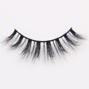 Arimika Handmade Natural Looking 3D Mink False Eyelashes -Reusable with Sturdy Flexible Band,Cruelty Free
