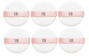 [LabNo] 4SP Safe Natural Tone BB Cushion Puff 6ea / Only Puff