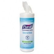 Gojo Industries Textured Sanitising Wipes 911112EA by Purell
