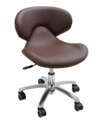 Continuum Standard Pedicure Tech Chair- Chocolate