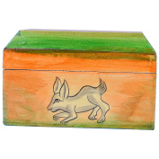 Handicraft Bazaar Wooden Hand Painting Box