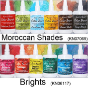Ken Oliver Colour Burst TWO 6-packs MOROCCAN SHADES & BRIGHTS ASSORTMENT