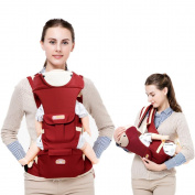 Baby Carrier Breathablehip Seat Carrierergonomic Design4 Carry Ways With Detachable Seatportable Multifunction Backpack Carrier For Four Seasons