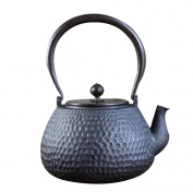Japan Cast Iron Pot Handicraft Oxide Film Inner Wall Non-Coated Stone-Laying Shape Boiled Water Brewing