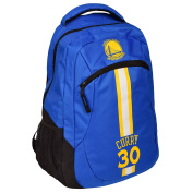 Golden State Warriors NBA Action Backpack School Book Gym Bag - Stephen Curry #30