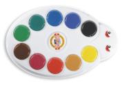 KOH-I-NOOR Set of Water Colours 57 Paint - Ladybird
