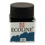 Ecoline Liquid Watercolour 30Ml Turquoise Blue