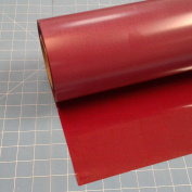 Siser Easyweed Cardinal Red 38cm x 1.5m Iron on Heat Transfer Vinyl Roll by Coaches World