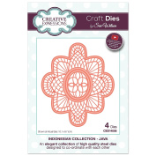 Creative Expressions Craft Die CED14006 Sue Wilson Indonesian Collection - Java