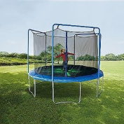 4.6m TRAMPOLINE DEPOT PREMIUM REPLACEMENT NET FOR 3 ARCHES
