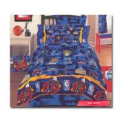 NBA Hoops Twin Bedskirt