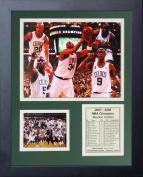 Legends Never Die 2008 Boston Celtics NBA Champions Collage Photo Frame, 28cm x 36cm