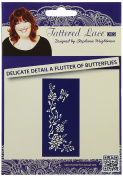 Tattered Lace Delicate detail A Flutter of Butterflies Cutting Die D1437