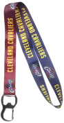 NBA Cleveland Cavaliers Ombre Lanyard, Wine, One Size