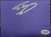Shaq Shaquille O'Neal Hand Signed Autographed Original Staples Floor 7a66403 - PSA/DNA Certified - Autographed NBA Floor Boards