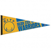 NBA 77238091 Golden State Warriors Premium Pennant, 30cm X 80cm