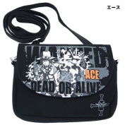 One Piece Mini Shoulder Bag Black / Ace