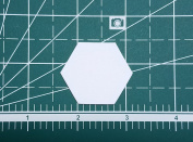 1.9cm Hexagon English Paper Piecing EPP Set