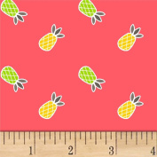 1/2 Yard - Mojito Guava Pineapple Cotton Fabric (Great for Quilting, Sewing, Craft Projects, & More) 1/2 Yard X 110cm