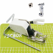 YICBOR Even Feed Walking Pressure Foot Fits Bernina Old Style 830 - 1630 Machines Includes Foot & Adaptor