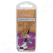 EverSewn Sparrow Sewing Machine Foot for Embroidery/Quilting