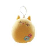 Comfortable Children's Bath Brush New Products Baby Bath Sponges, Yellow