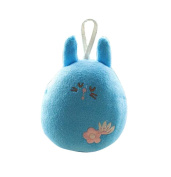 Soft Children's Bath Brush New Products Bath Sponges, Sky Blue