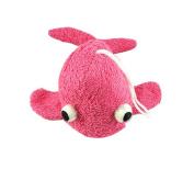 Children's Rubbing Towel Bath Ball Cotton Baby Bath Sponges, Pink