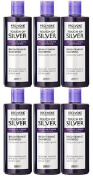 (6 x 200ml PACK) Provoke Touch of Silver Brightening Shampoo x 200ml