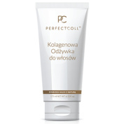 Perfect-Coll COLLAGEN HAIR CONDITIONER Organic Haircare Intensely Rebuilding Ceramides & Protein 175ml