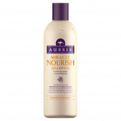 Aussie Miracle Nourish Shampoo For Long Hair, 300 ml
