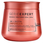 L 'Oréal Professionnel Série Expert Inforcer Mask 250 ml Strengthening Mask Against Hair Breakage