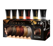 Alcina Professional Colour Conditioning Shot Strahlendes Kupfer