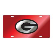University of Georgia Licence Plates
