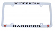 Official NCAA Fan Shop Authentic Plastic Licence Plate Frame. Show School Pride on campus, at home or at the visitor's stadium
