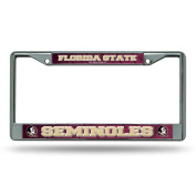 NCAA Michigan Wolverines Chrome Plate Frame