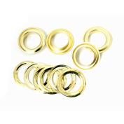Trimming Shop 17Mm Grommets Eyelets And Washers For Fabric Curtains Leather Banner Tarpaulin Arts & Craft