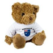 NEU - AUSTRALIEN TEDDYBÄR - Geschenk Geburtstag Weihnachten Präsent - Australia