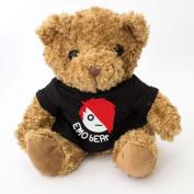 NEU - EMO - Braun Teddybär - Niedlich Weich Kuschelig - Geschenk