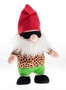 Rudolf Schaffer 5511. 33 cm Horst The Biker Gnome Soft Toy