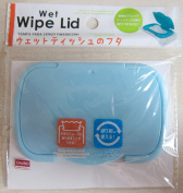 Blue Baby Wipes Cover. Dust proof. Anti drying. Ant bacterial. Reusable.