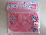 My Melody Rabbit Baby Wipes Cover. Dust proof. Anti drying. Ant bacterial.