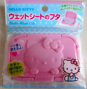 Hello Kitty Baby Wipes Cover. Dust proof. Anti drying. Ant bacterial.