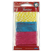 Decorative Twine / String, Spring - 3 Designs, 3 x 2 Metres, by Icon